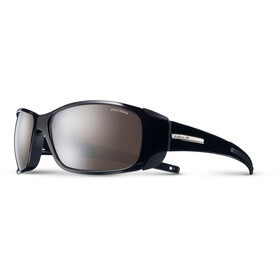 Julbo Montebianco Spectron 4 Gafas de sol, shiny black-brown flash silver
